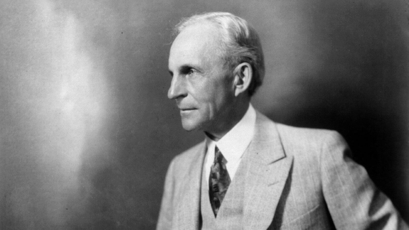 the success of henry ford The birth of the ford model t - henry ford kept his plans for the  1908-1927 ford model t by  the formula for the ford model t's success was a very.